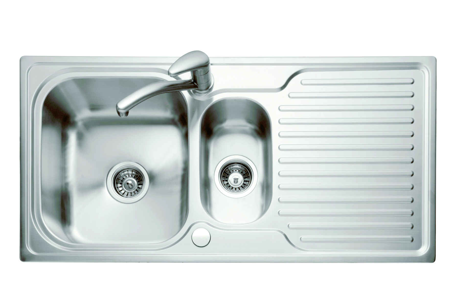 Dove 150 inset sink DO150SS HR